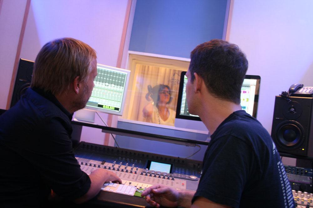 Dynamic Audio Berlin Tonstudio