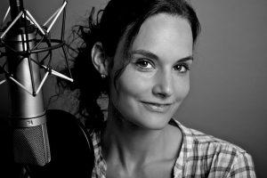 Synchronsprecherin Anita Hopt|Foto: Matthias Scheuer